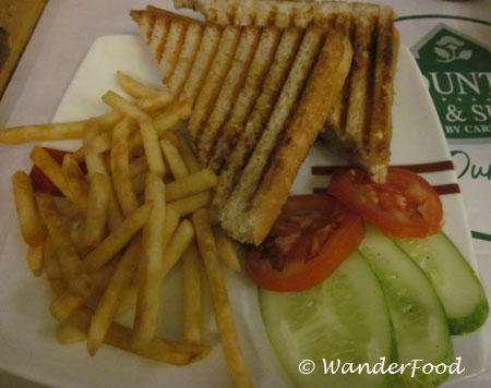 Grilled Cheese India