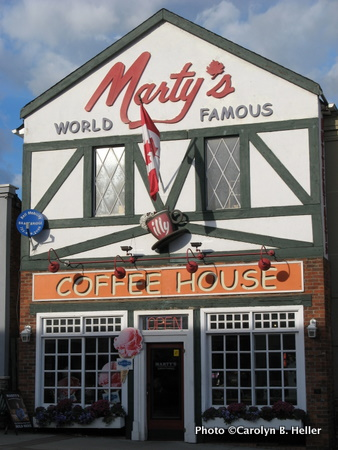 Marty's World Famous