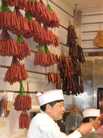 Dollar Meat, Chinatown, Vancouver