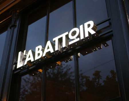 L'Abattoir Restaurant
