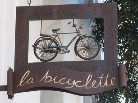 La Bicyclette, Carmel, California