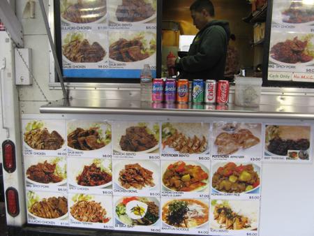 Taste of Korea, Portland food truck