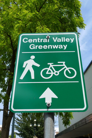 Central Valley Greenway, Vancouver, British Columbia