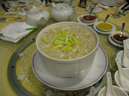 Fish Maw Soup, Always Seafood Restaurant, Vancouver, BC
