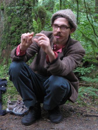 Alexander McNaughton, Swallow Tail Wild Edibles Tour