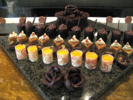 The Art of Chocolate workshop, Montelucia Resort, Scottsdale, Arizona