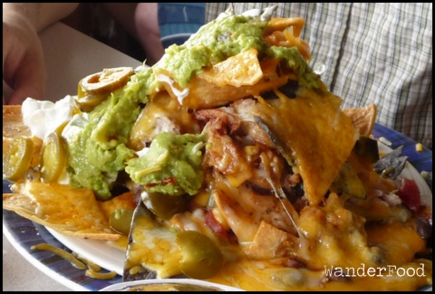 Kalua Pork Nachos – Recipe from Kauai's Brennecke's Beach Broiler