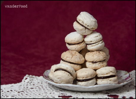 Bon Courage when Baking Macarons