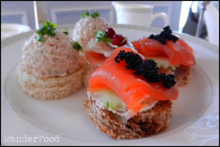 WanderFood Wednesday: Girls\' Day Out at the Queen Mary Tea Room ...