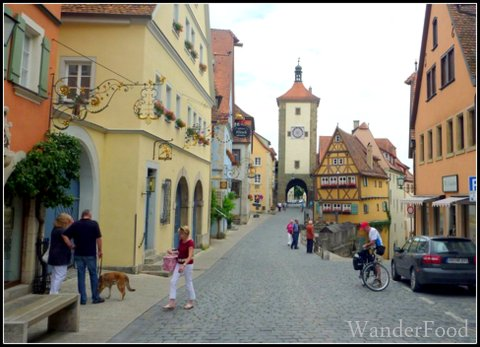 Rothenburg Germany Restaurants