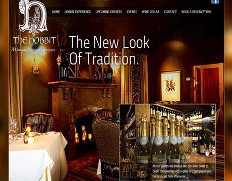 The Hobbit Restaurant, Orange County