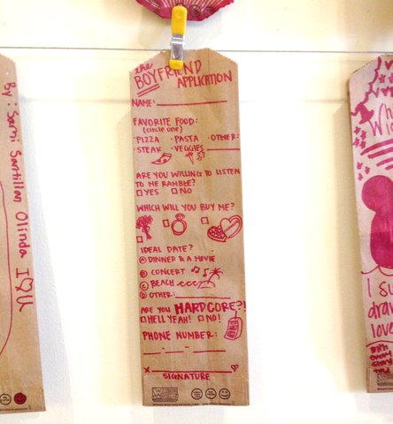 Which-wich Brea art