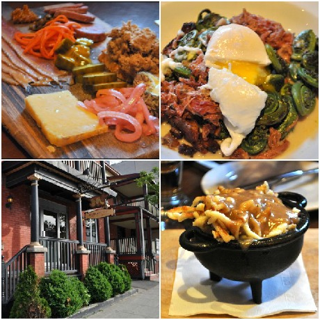 Best restaurants in Ottawa
