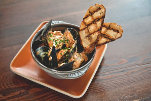Red Star IPA Mussels SM
