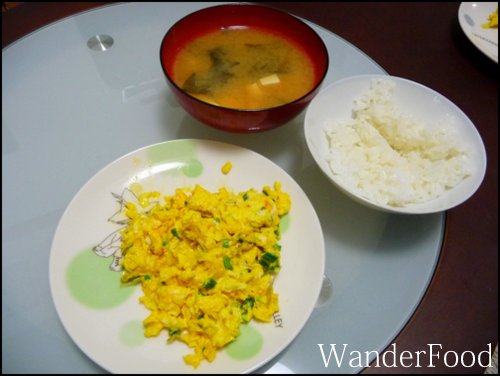 Home Cooking: Traditional Japanese Breakfast