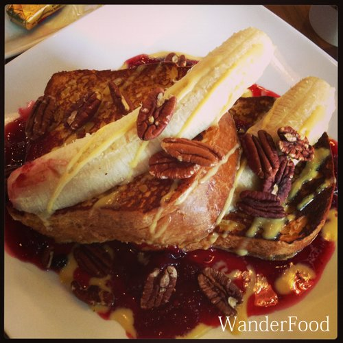 French Toast from Layer Cake, Fullerton