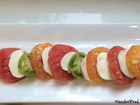 Caprese Salad Step Three