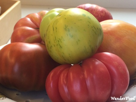 Whole Farmers Market Heirloom Tomatoes
