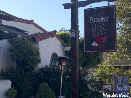 Robin's Restaurant in Cambria, CA
