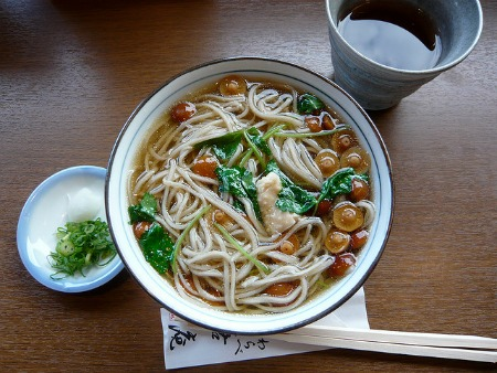 WanderFood Wednesday: Japanese Year End Soba Noodles