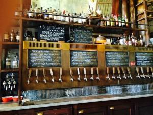 The Bar at Magnolia Brewery