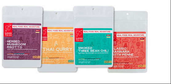 Good To Go Makes Gourmet Dehydrated Meals