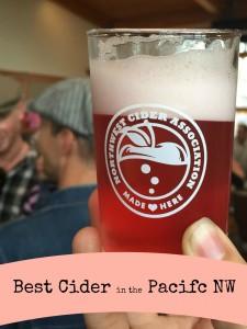 Best Cider in the Northwest