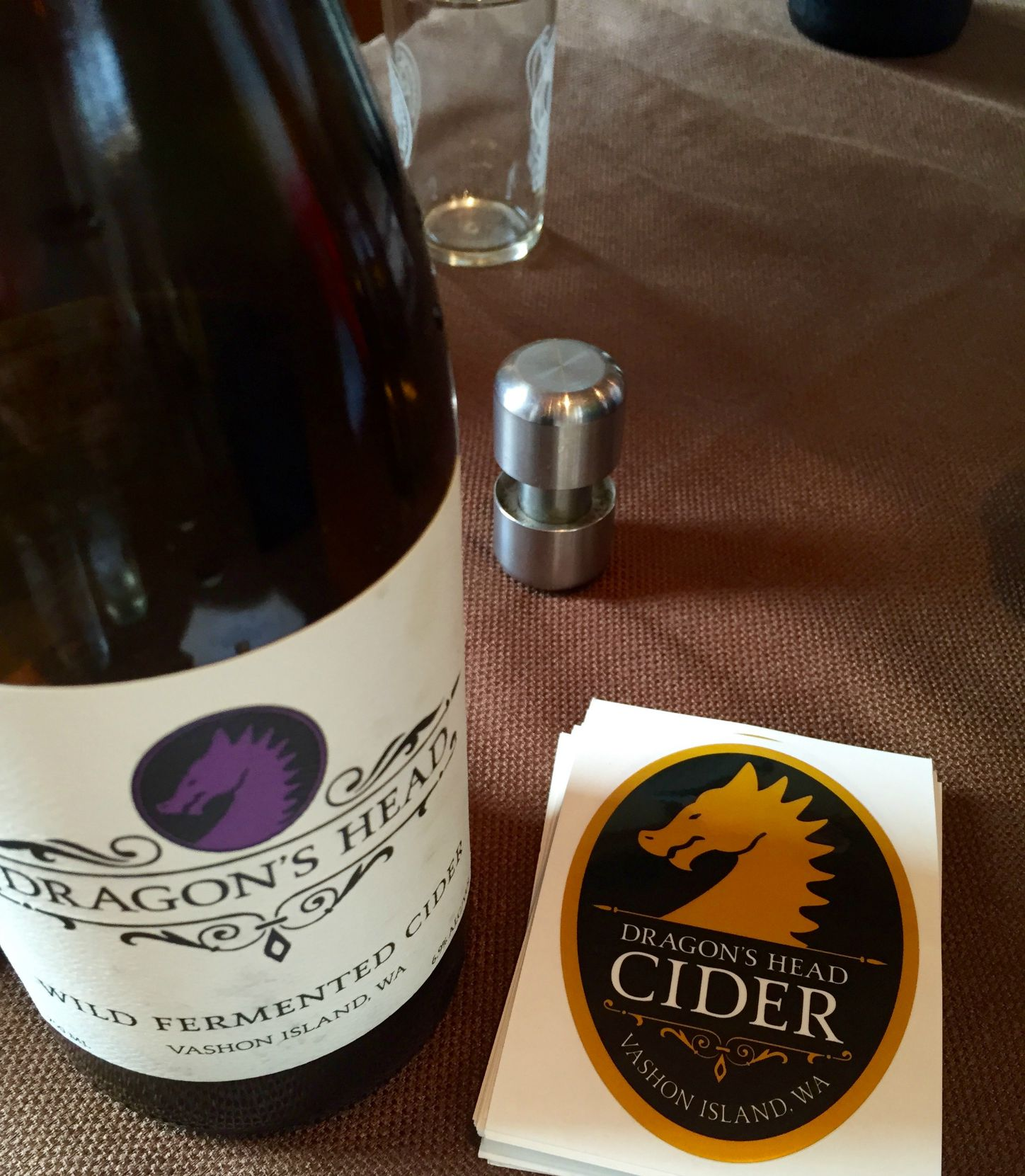 Best Cider in the Northwest – Wanderfood Wednesday