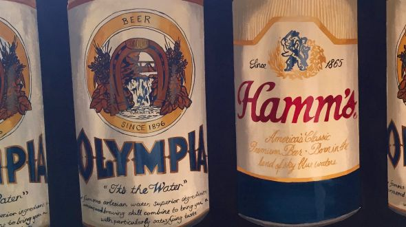 It's Not The Water Anymore – Tasting the History of Olympia Beer