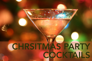 Christmas Party Cocktails