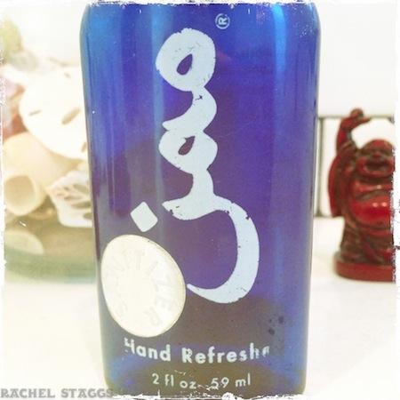 jao brand hand refresher sanitizer
