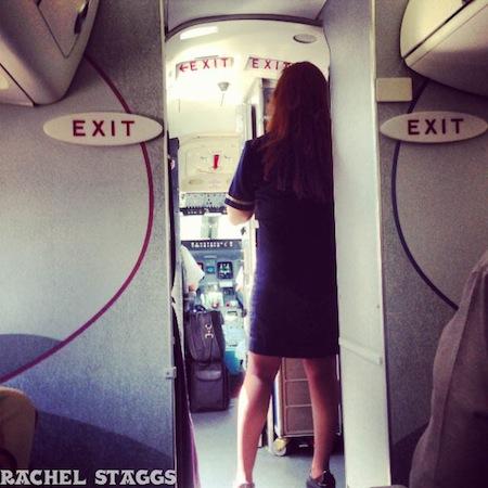 american eagle flight chicago to toronto cockpit
