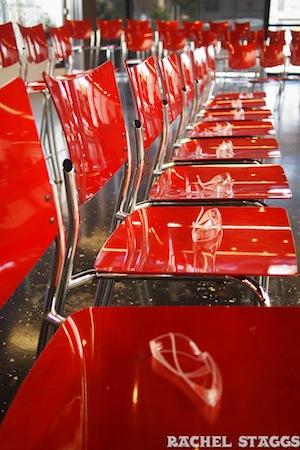 chrysler museum glass studio demo