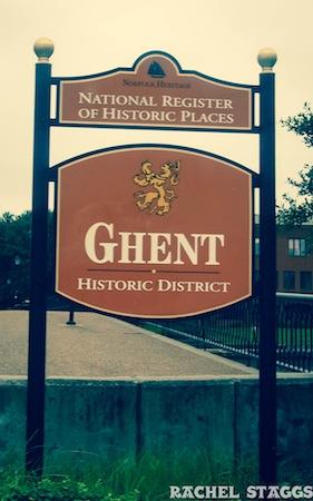 ghent historic district norfolk virginia