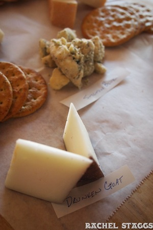 the green onion restaurant cheese plate