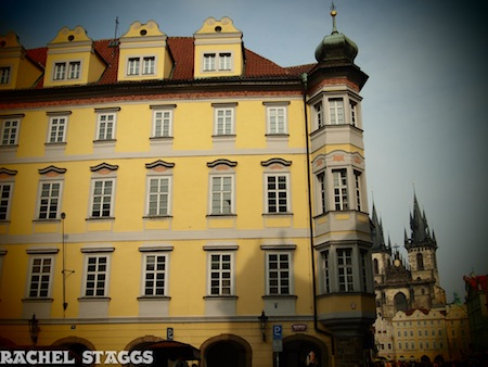 prague czech republic old town