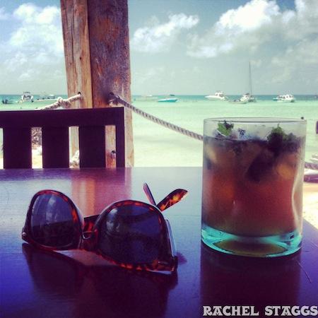 cuban rum mojito