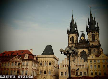 prague old town
