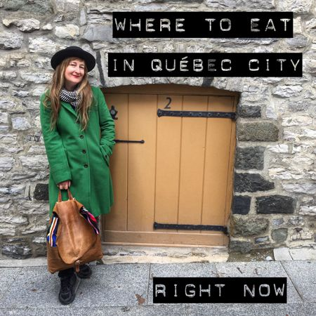 where to eat in quebec city