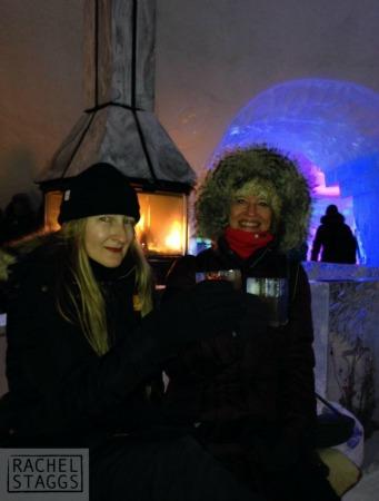 hotel de glace quebec canada