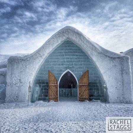 Photo of the Day: Hôtel de Glace – Québec, Canada