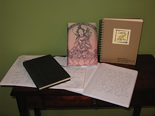"""Finding the """"Just Write"""" Travel Journal"""