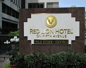 Red Lion Hotel Seattle Airport Reserve Now Gallery Image Of This Property