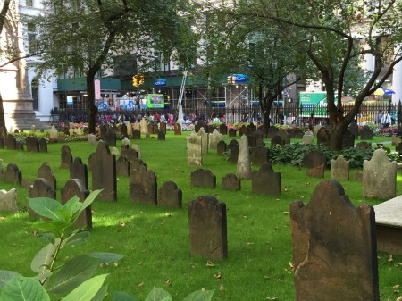 Trinity Cemetery New York City