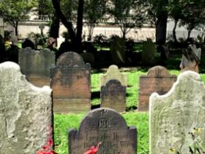 Trinity Church Cemetery New York