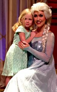 Disney Bound Elsa