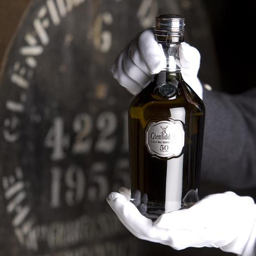 Glenfiddich 50 Yr Old: Traveler Spends $17k at LAX