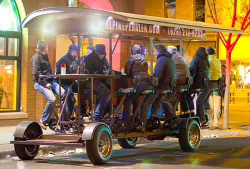Flagstaff, Arizona: The Pub Crawl Pedaler