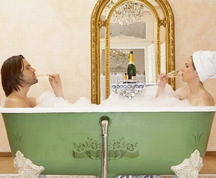 World's Most Expensive Bath: $40k