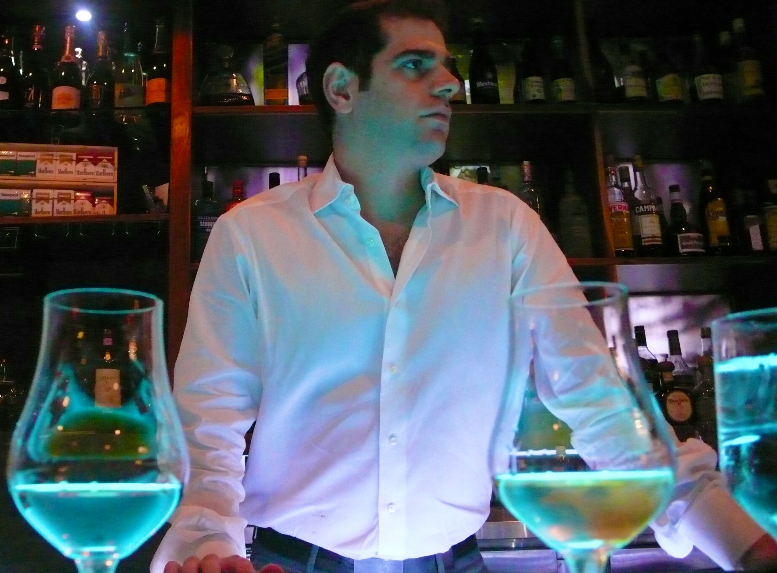 Di Vino: The Sommelier of San Juan